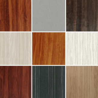Timber & Laminate Finishes