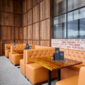 Custom Banquette & Booth Seating